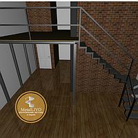 Перила loft