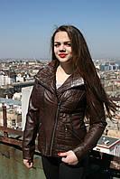 Куртка женская из натуральной кожи в Украине. Сравнить цены, купить ... c8fee3c8efe