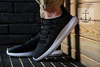Мужские кроссовки Adidas Shadow 🔥 (Адидас Шадоу) Темно-серый