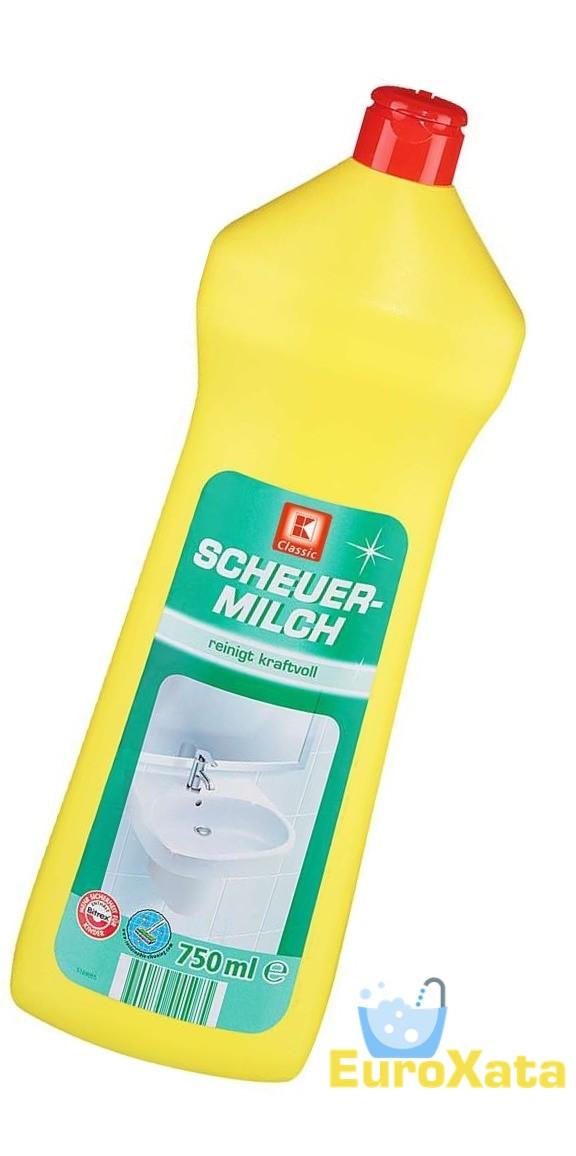 Чистящее молочко K-Classic Scheuermilch