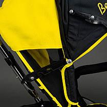 Трехколесный велосипед Best Trike желтый 6588В, фото 3