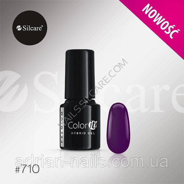 Гель-лак Color it Premium № 710