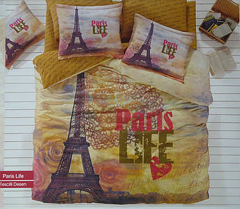 Комплект постельного белья GOLD CASE, Париж