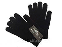 Перчатки женские Korona,безразмерные,10шт.в упак.Цвет черный.