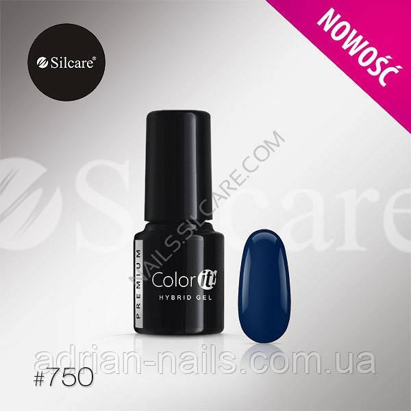 Гель-лак Color it Premium № 750