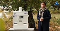 Газовый котел парапетныйТермо-БарКСГВС -12,5 Д s