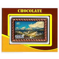Оригинальный шоколадный сувенир на день рождение. Открытка с поздравлением, фото 1