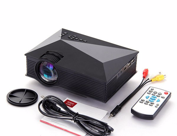 Домашний видеопроектор с WiFi Wanlixing W886 200Lum, FHD 1920x1080  - OptBaza в Харькове