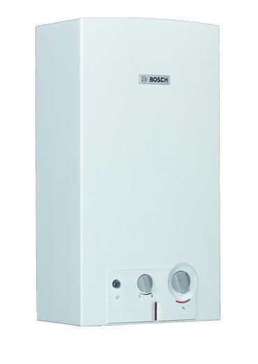Газовый проточный водонагреватель Bosch WR 15-2 P