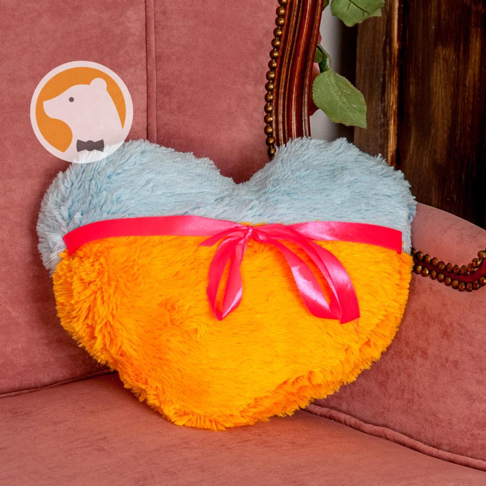 Декоративная подушка Сердце