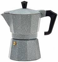 "Гейзерная кофеварка Pezzetti ""Italexpess"" (на 3 чашки) 1361-9G060"