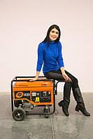 Генератор бензиновый Scheppach SG 4500