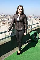 Пиджак женский стеганый, фото 1