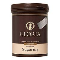 Сахарная паста для шугаринга GLORIA мягкая 0,8