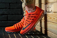 Мужские кроссовки Nike Air Max 2016 🔥 (Найк Аир Макс) Orange