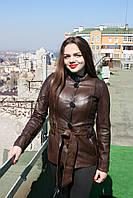 Пиджак женский удлиненный на пуговицах