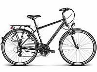 """Городской велосипед KROSS TRANS ATLANTIC (original) мужской (2017) (Польша) L-21"""""""