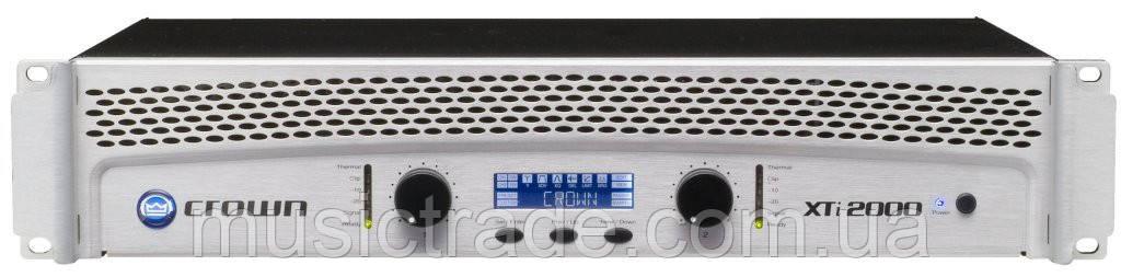Усилитель Crown XTi2000