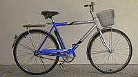 Дорожный велосипед 28 дюймов  Салют MEN синий***