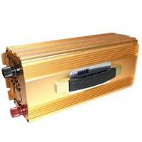 Преобразователь 1000W (чистая синусойда), преобразователь постоянного тока, фото 1
