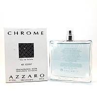 Azzaro Chrome (ORIGINAL) туалетная вода - тестер, 100 мл