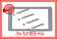 Тачскрин 187x104mm 30pin HH070FPC-019B-HRT БЕЛЫЙ