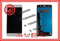 Тачскрин+матрица Huawei Y6 Pro БЕЛЫЙ