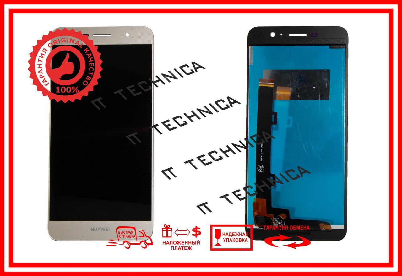 Тачскрин+матрица Huawei Y6 Pro ЗОЛОТОЙ
