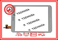 Тачскрин 196x132mm 6pin FPC-CTP-0785-001V2-2 БЕЛЫЙ