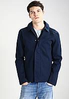 Легкая куртка пиджак темно синего цвета Hanss от !Solid (Дания)  в размере L