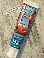 Антикариесная детская зубная паста от 2-х лет  CREST с МакКвином