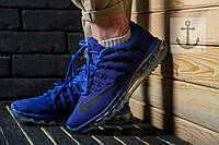 Мужские кроссовки Nike Air Max 2016 🔥 (Найк Аир Макс) NAVY