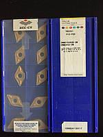Твердосплавные пластины сменные для резцов DNMG150608 DM YBC 251 ZCC-CT