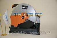 Дисковая отрезная пила по металлу AEG SMT 355