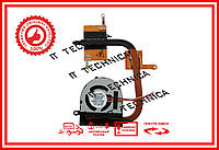Вентилятор+радиатор Asus Eee PC 1011PX, 1015PD, 1015PE, 1015BX, 1016PT, 1018P R011PX R051PEM ОРИГИНАЛ