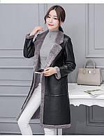 Демисезонное женское пальто р. 150-155 / 42 / S