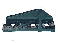 Кронштейн нижний ПЛН (с углоснимом) ПНУ 04.313