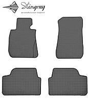 Комплект резиновых ковриков Stingray для автомобиля  BMW X1 (E84) 2009-   4шт.