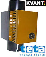 Дымосос бытовой 120 мм ДИ-1.2, 44 Вт, 235 м.куб, 220 В с регулировкой