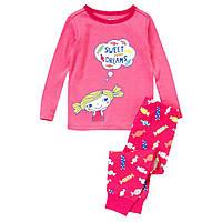 Детская пижама для девочки 18-24 месяца