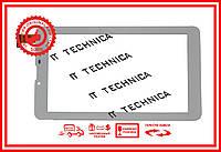 Тачскрин 184x104mm HC184104C1 FPC021H БЕЛЫЙ Тип2