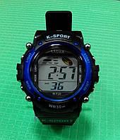 Часы Lasika W-F20 чёрные cсиним, фото 1