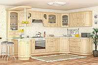 Паула кухня Мебель-Сервис цвет береза , фото 1