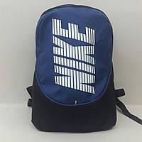 Спортивный рюкзак найк на 2 отдела, фото 1