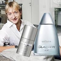 Мужской парфюмерный набор Глейшер Айс (Glacier Ice) от Орифлейм