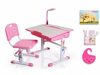 Комплект Evo-kids (стол+стул+лампа) BD-02 P с лампой