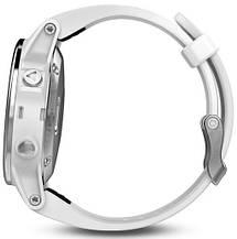 Смарт-годинник Garmin fenix 5S White with Carrara White Band, фото 2
