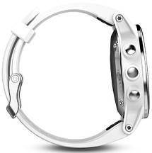 Смарт-годинник Garmin fenix 5S White with Carrara White Band, фото 3