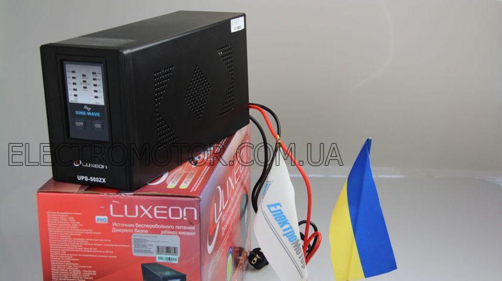ИБП Luxeon UPS-1000ZX