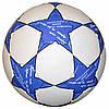 М'яч футбольний Grippy Ronex Finale2 RXG-F2-BL блакитний, фото 4